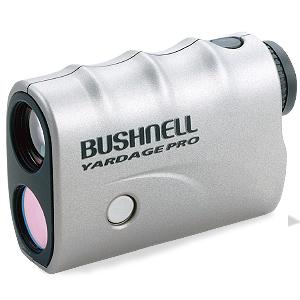 ゴルフ用レーザー測定器ヤーデージプロツアー画像