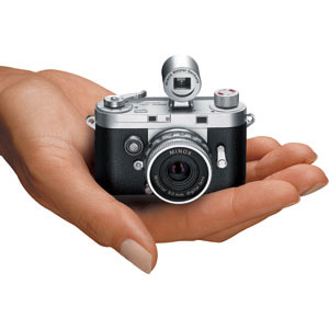 ミニチュアデジタルカメラ