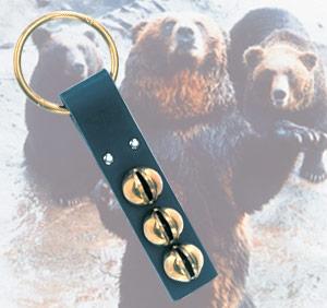 南部熊よけ鈴  ブラスリング付画像