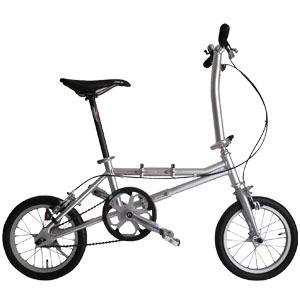 軽量折り畳み自転車「YS-11」Aグレード画像