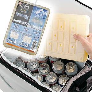 ビールはキンキン!アイスも溶けない氷点下パック画像