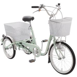 安定走行 らくらくギア付三輪自転車画像