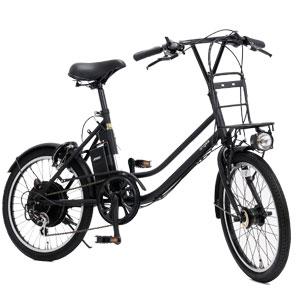 高機能電動アシスト自転車「angee」画像