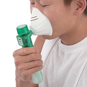 コンパクト酸素吸入器「アダージオ」画像