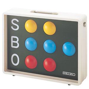 ストラーイク!「SBOカウント表示盤」画像