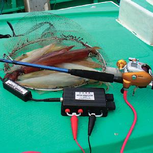 回転数UP・釣用ハイパーレギュレーター画像
