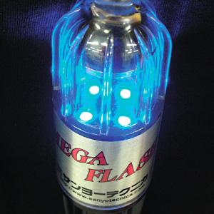 LED集魚灯「メガフラッシュ」画像