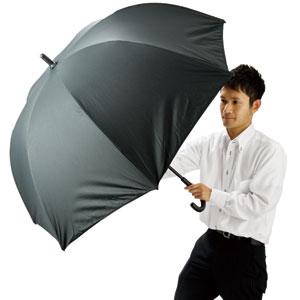 ゲリラ豪雨対策 防水構造1枚張り傘