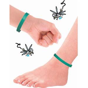蚊よらーず!虫よけリング画像