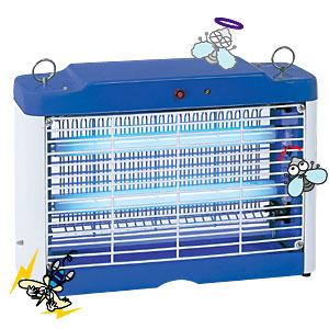 業務用光センサー付2200V電撃殺虫器画像