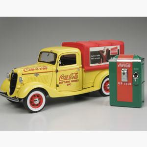 1/24コカ・コーラトラック1935年モデル画像