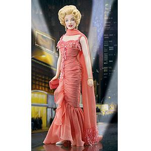 マリリン・モンロー ポートレート・ドール画像