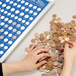 自分の小銭で作る昭和貨幣額画像