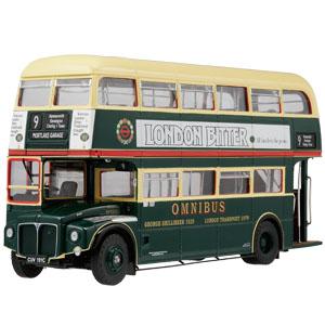 1958年ロンドンバス限定グリーンライン画像