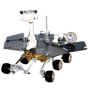 火星調査探索車エクスプローラーダイキャスト画像