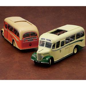 1947ベッドフォード ボンネットバス画像