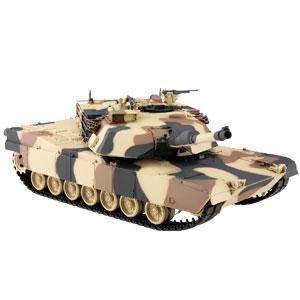 1/24M1A1エイブラムス戦車画像
