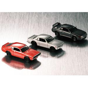 1/64ダイキャスト 「タッカー・GT-R」画像