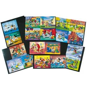 超希少「日本国際切手展91'ディズニー切手セット」画像