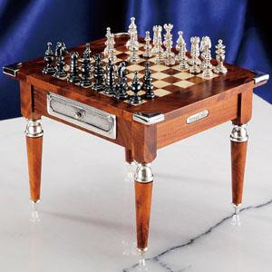 サケッティ社「チェステーブル」画像