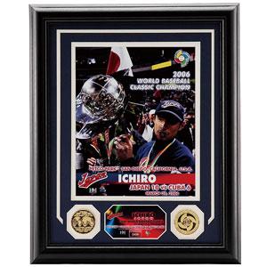 WBC日本代表優勝記念フォトプラーク画像