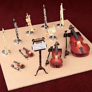 ミニチュアオーケストラコレクション画像