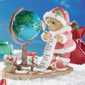 チェリッシュテディ クリスマスコレクション画像