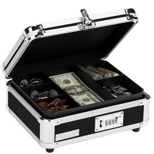 引き出しに入る お金の保管箱画像