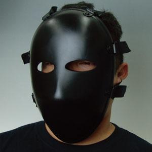 防弾レベル?−A 防弾フェイスマスク画像