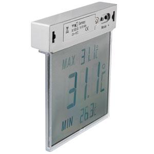 独ドストマン社 窓用最高最低温度計画像
