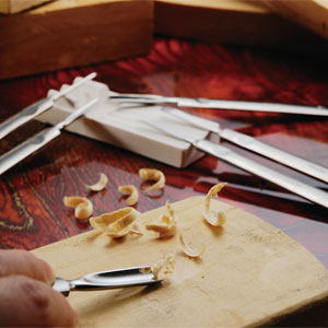 持ちやすいオールステン彫刻刀セット画像