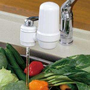 逆流洗浄・フードウォッシャー浄水器画像
