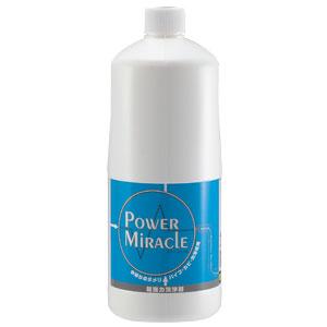 ヌメリ・カビ強力洗浄剤パワーミラクル 2本組画像