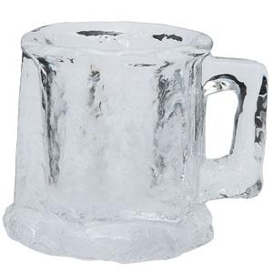 氷点下の喉ごし 氷製ビアジョッキ 6個組画像