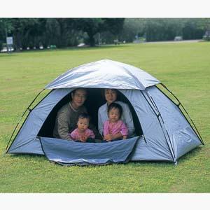 テント付非常持ち出し袋「一軒楽着DX」画像