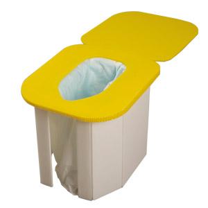 設置簡単 レスキュートイレ(テント付)画像