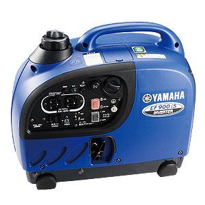 YAMAHAインバーター軽量発電機画像