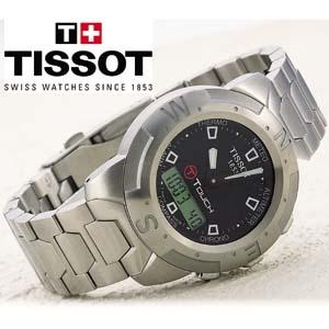 TISSOT T-TOUCH画像