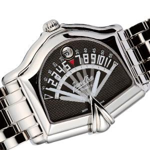 ジャン・イヴWレトログラード時計セクトラII画像