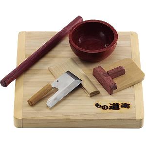 もの道楽オリジナル豆道具「蕎麦打ち名人」画像