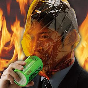 エバキュエイト(R)緊急防煙マスク画像